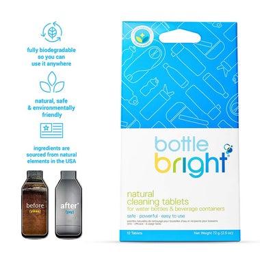 HYDRAPAK Bottle Bright 12 Tabs
