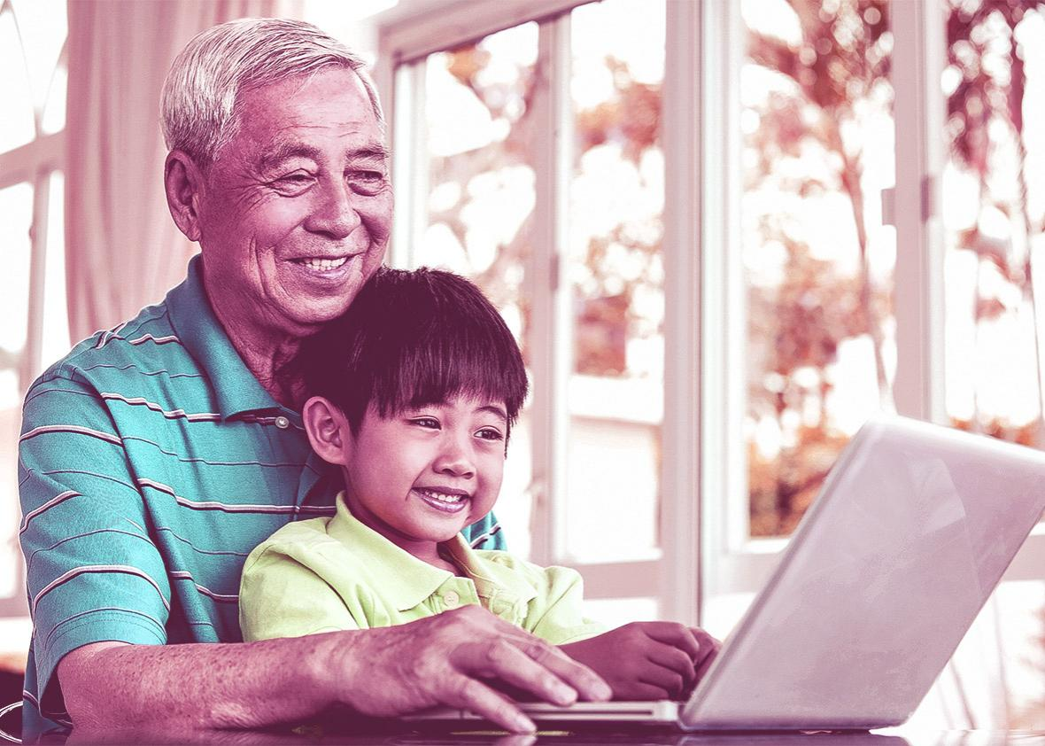 VPN for Father's Day in China.
