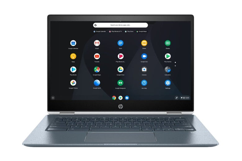 HP Chromebook 14 x360 Chromebook