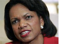 Condoleezza Rice. Click image to expand.