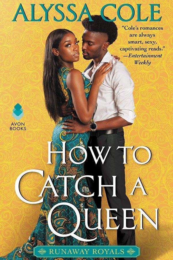 The cover of How To Catch A Queen by Alyssa Cole.