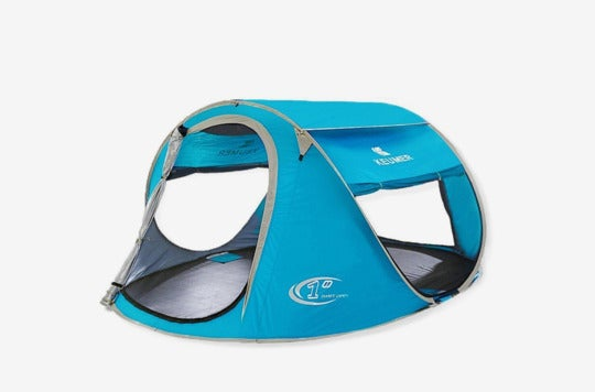 Zomake Pop Up Beach Tent With UV Protection.