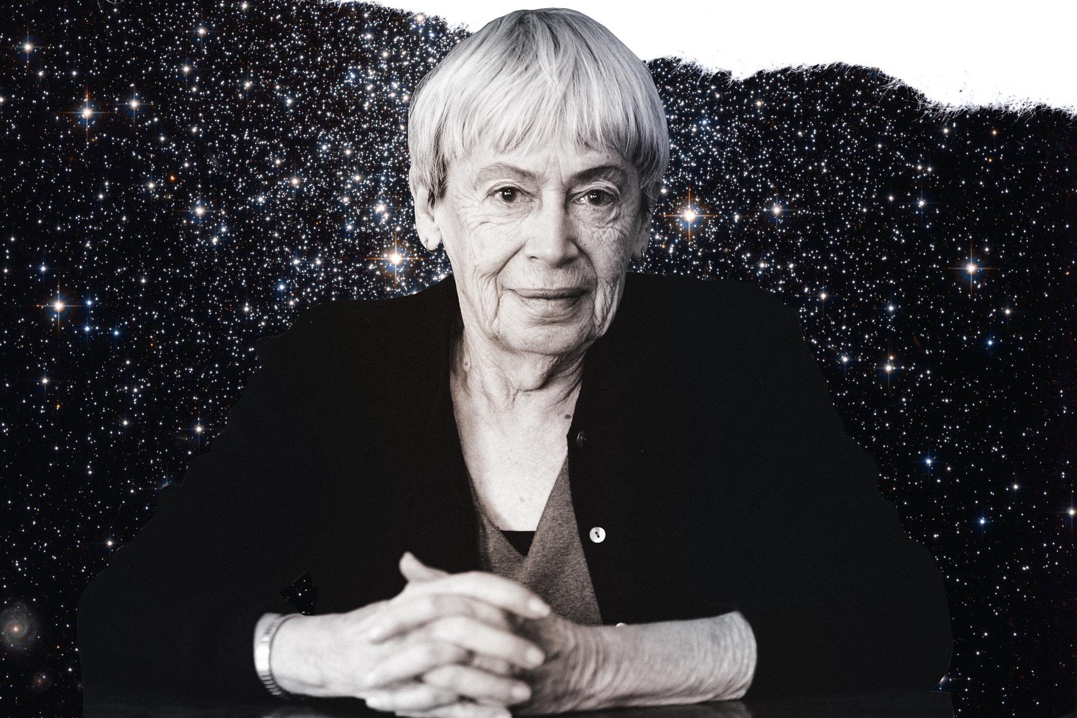 Ursula Le Guin.
