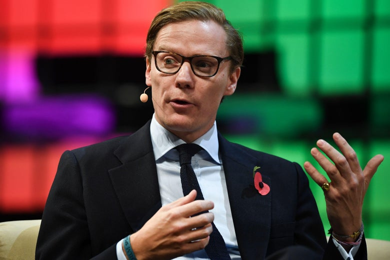 U.K. Pursuing Warrant to Seize Cambridge Analytica Database and Servers