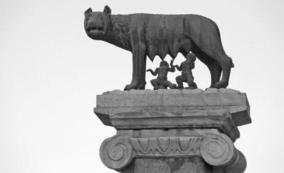 Romulus & Remus.