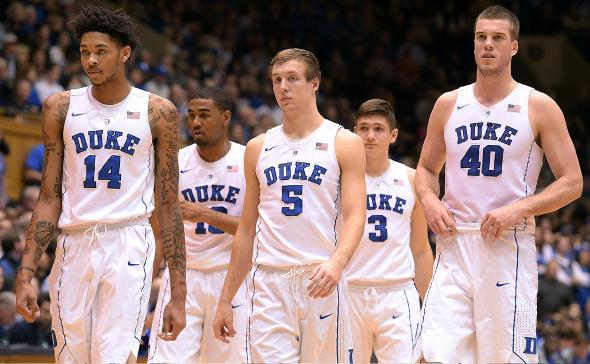 competitive price a4889 39abd Hate mail from Duke basketball fans.