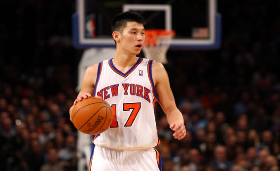 39ed3e551 Jeremy Lin of the New York Knicks has enjoyed a meteoric rise in the last  month