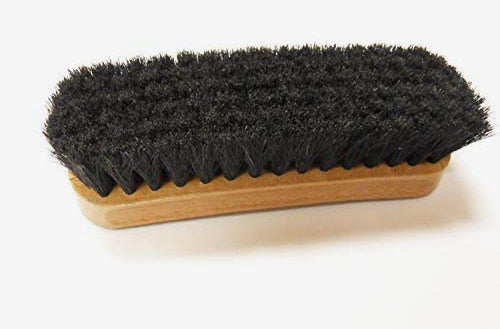 Star Professional Horsehair Shoe Shine Brush.