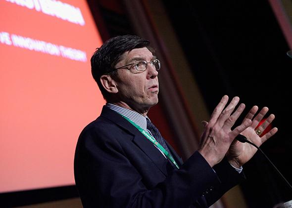 Clayton Christensen.
