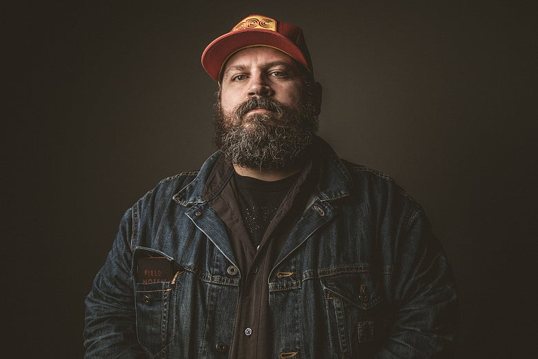 aaron draplin co founder of field notes discusses graphic design and his love of legos and ikea. Black Bedroom Furniture Sets. Home Design Ideas