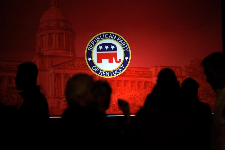 The Angle: How Kentucky Republicans Could Steal the Governor's Election