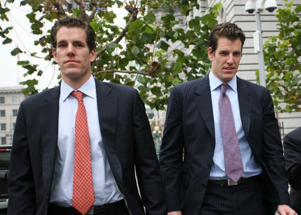 Winklevoss twins buy tickets to space on Virgin Galactic with bitcoin