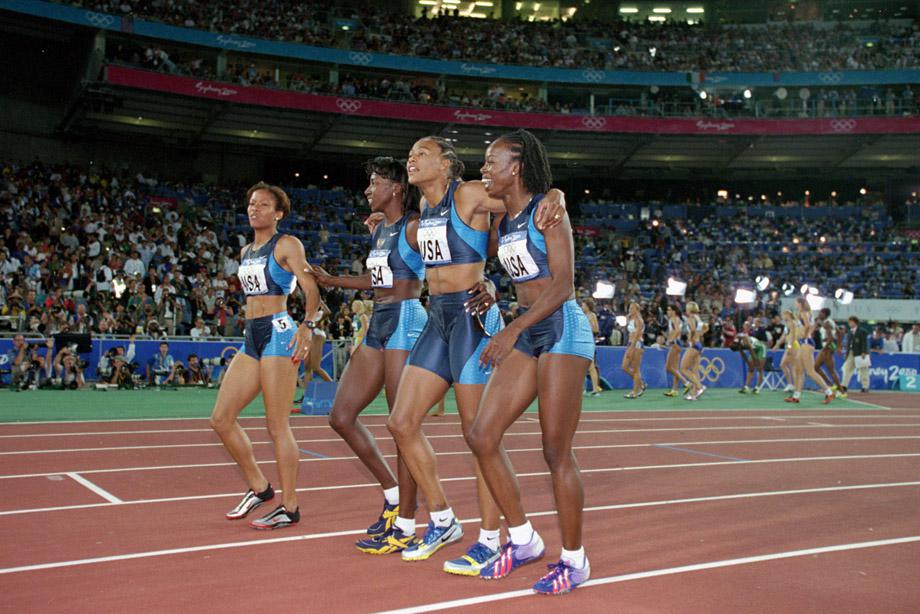 Olympic uniforms  From loose and heavy to tight and dimpled—a visual ... db779b2723