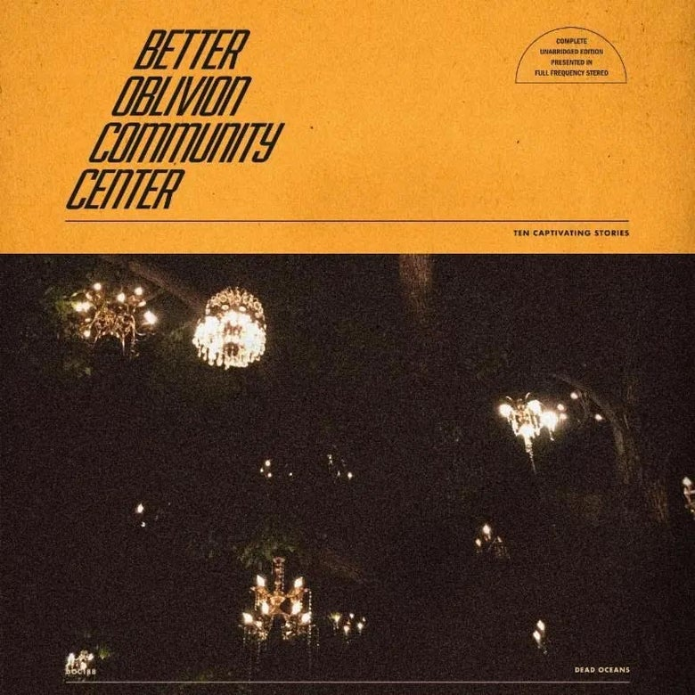 Better Oblivion Community Center cover