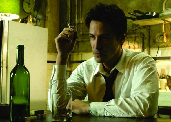 Keanu Reeves in the 2005 film Constantine