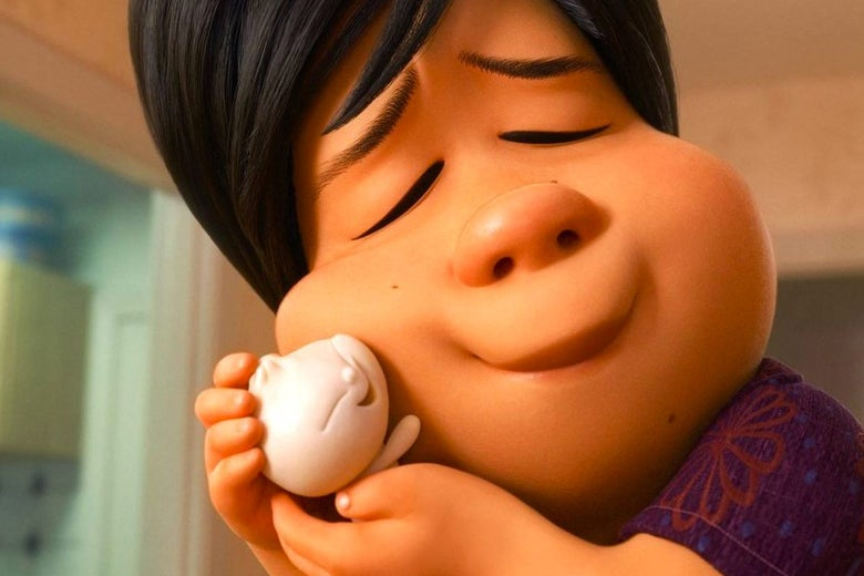 A still from the movie Bao.