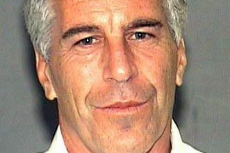 Mug shot of Jeffrey Epstein, which was taken following his indictment for soliciting a prostitute in 2006 and made available by the Palm Beach County Sheriff's Department.