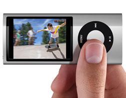 New iPod Nano. Click image to expand.