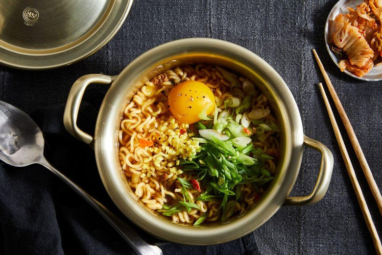 Why the Iconic Shin Ramyun Pot Has Stood the Test of Time