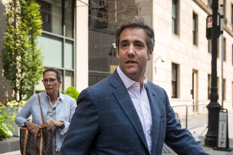 Michael Cohen Pleads Guilty to Campaign Finance Violations and More in Deal With Prosecutors