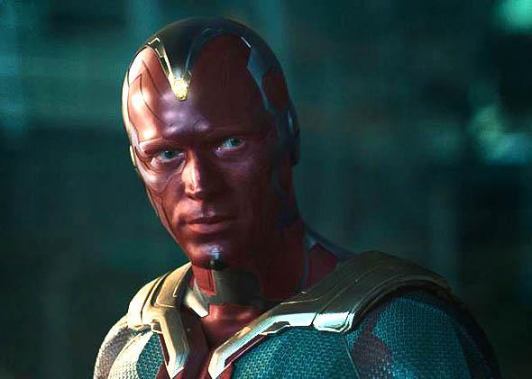 Marvel Comics' Emotive Android