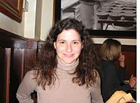 Robin, looking just as pretty as in high school