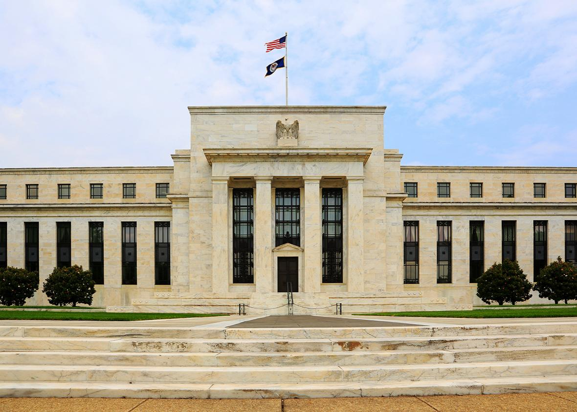 Federal Reserve Building in Washington D.C.