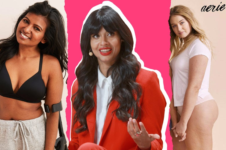 Jameela Jamil S Anti Airbrushing Campaign Isn T The Answer