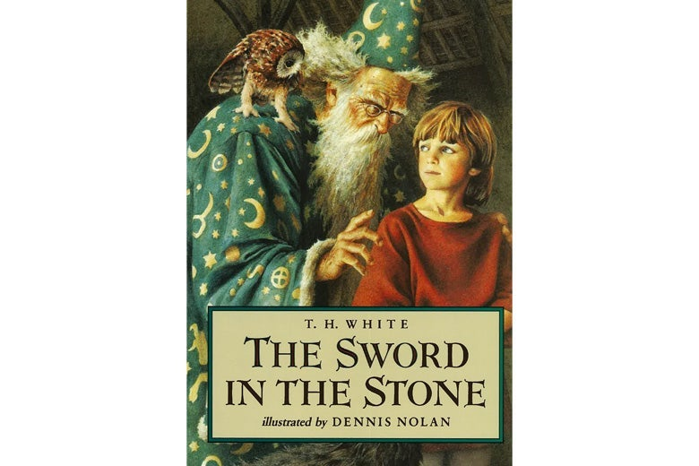 The Sword in the Stone by T. H. White.