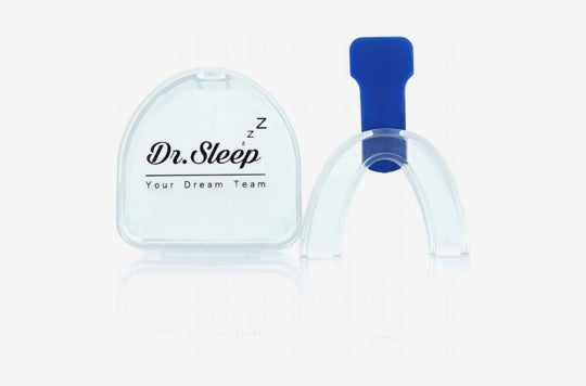 Dr. Sleep Snore Stopper Mouthpiece.