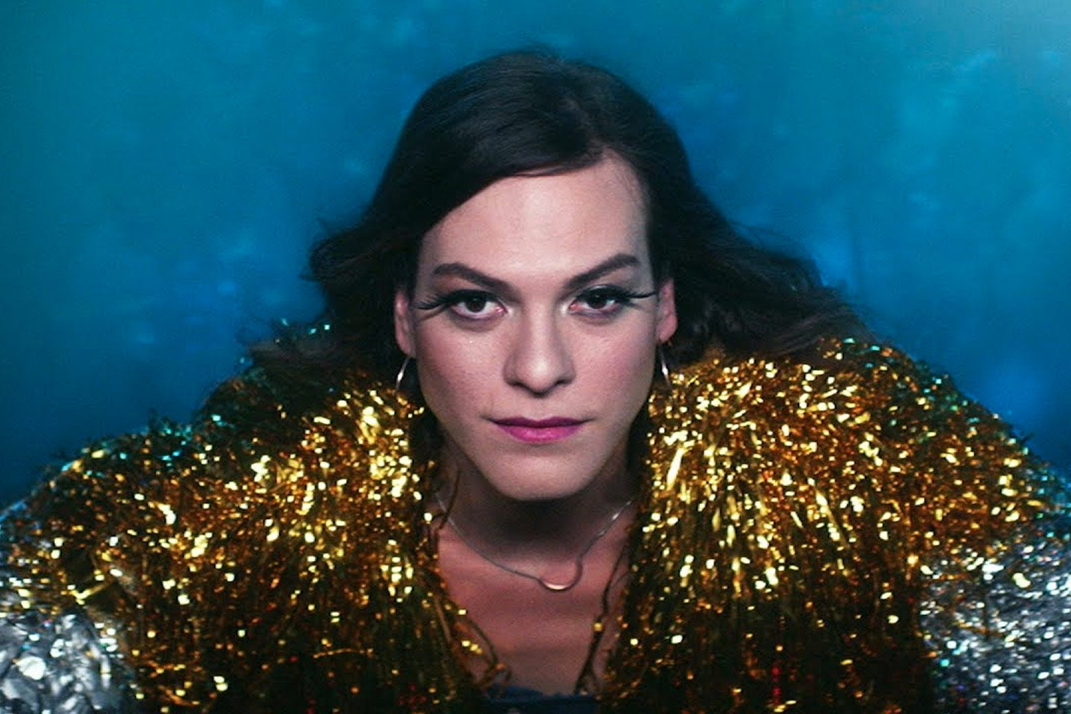 Daniela Vega as Marina in A Fantastic Woman.