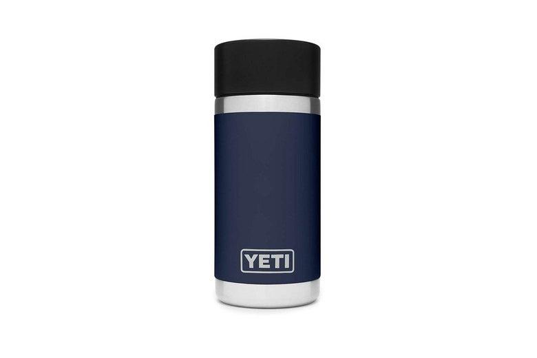 A Yeti Rambler bottle.