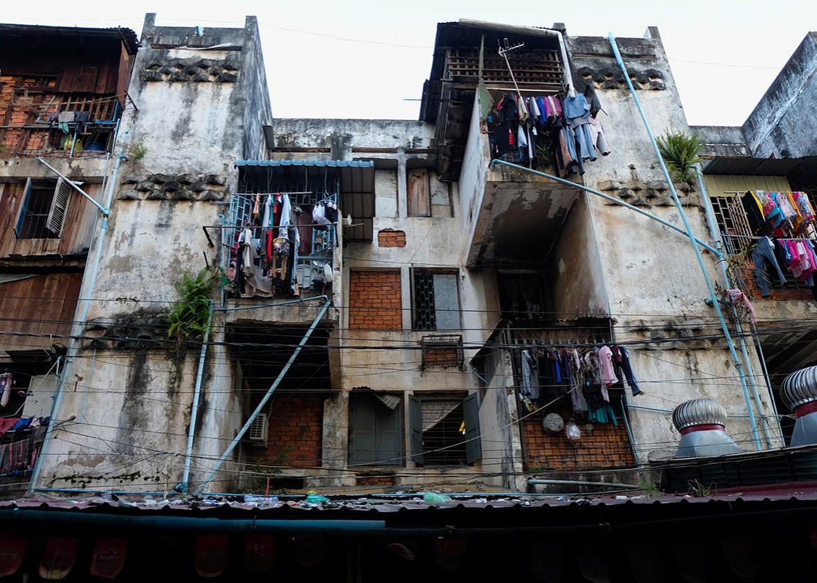 Cambodian architecture 6.