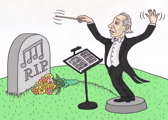 Classical music sales decline: Is classical on death's door?