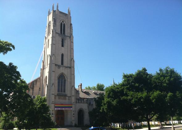Gay friendly washington dc churches