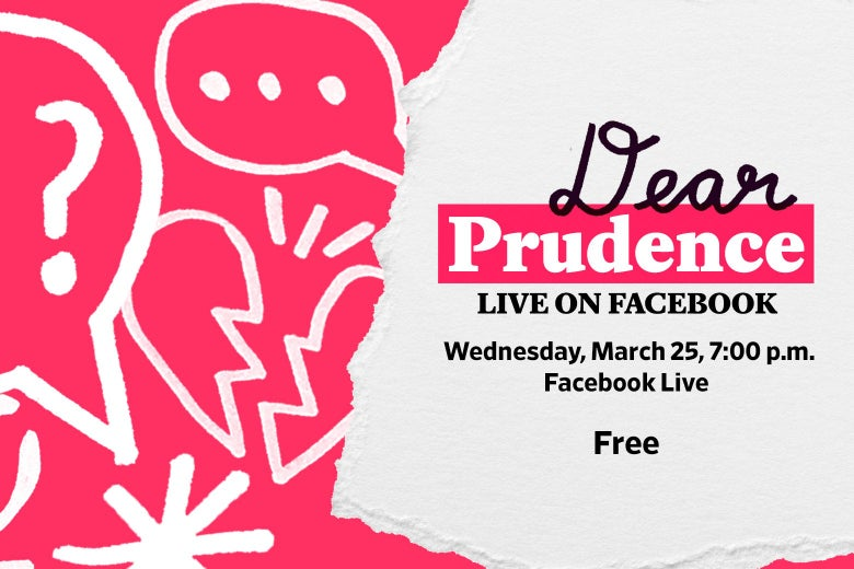 Dear Prudence live event description