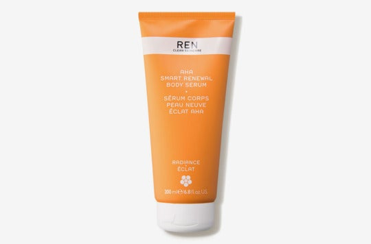REN Clean Skincare AHA Smart Renewal.