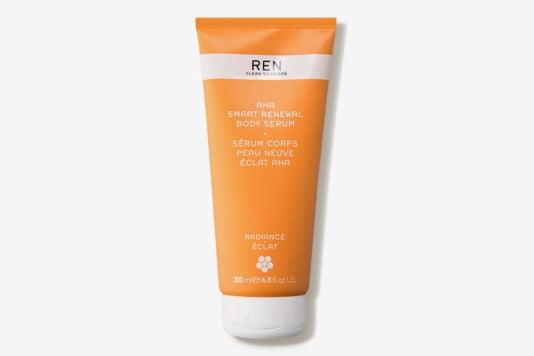 REN Clean Skincare AHA Smart Renewal.