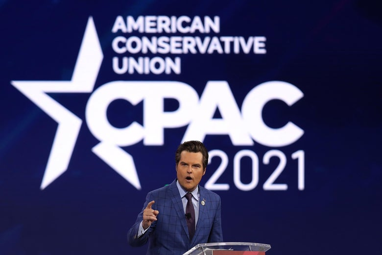 More Than a Dozen House Republicans Skip COVID Relief Vote due to Pandemic but Speak at CPAC