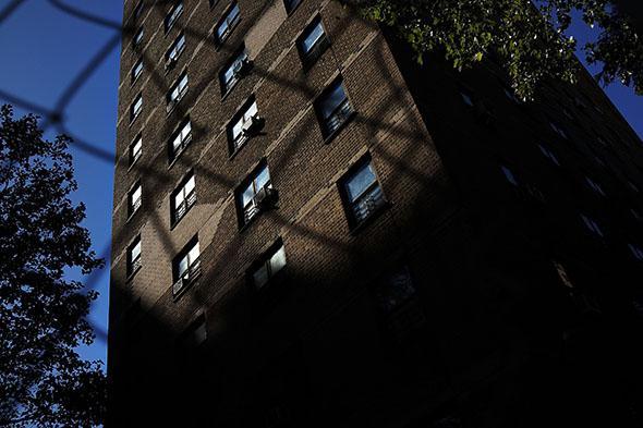 South Bronx, public housing