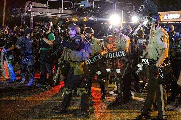 Ferguson, Missouri August 18, 2014