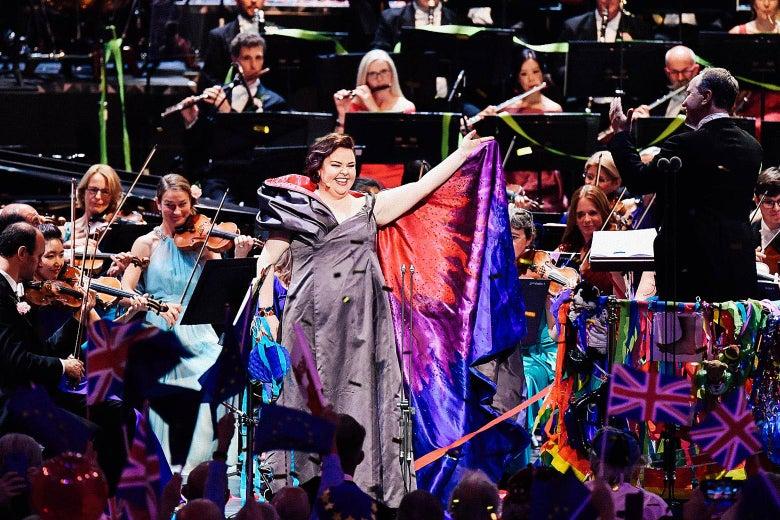 Jamie Barton mezzo-soprano