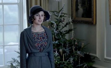 Lady Edith Crawley.