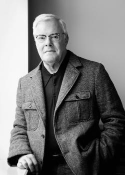 Author John Koethe.