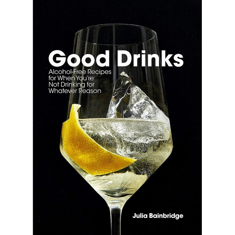 Good Drinks book cover