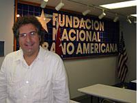 Cuban-American community leader Joe Garcia