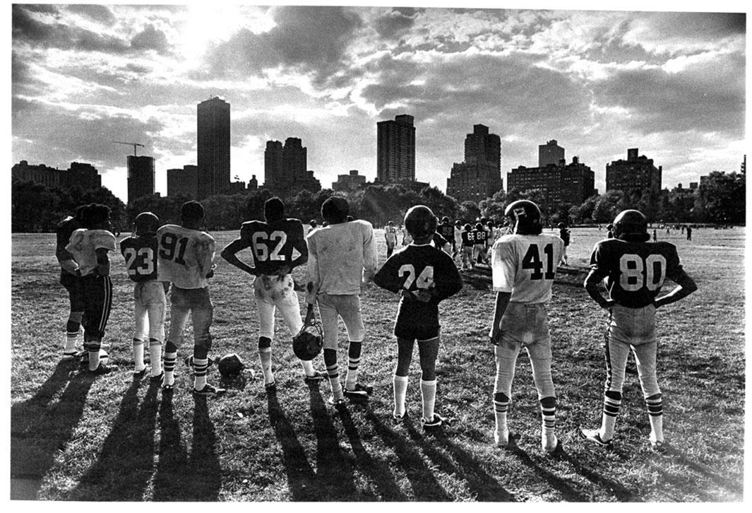 Len Speier's street photographs will be on view at Daniel Cooney Gallery in New York.