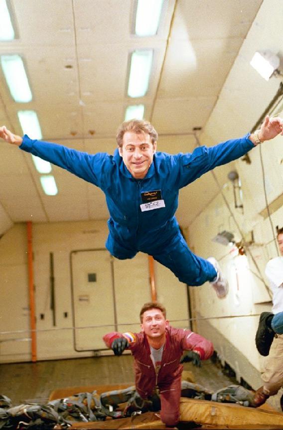 Peter Diamandis of Planetary Resources.