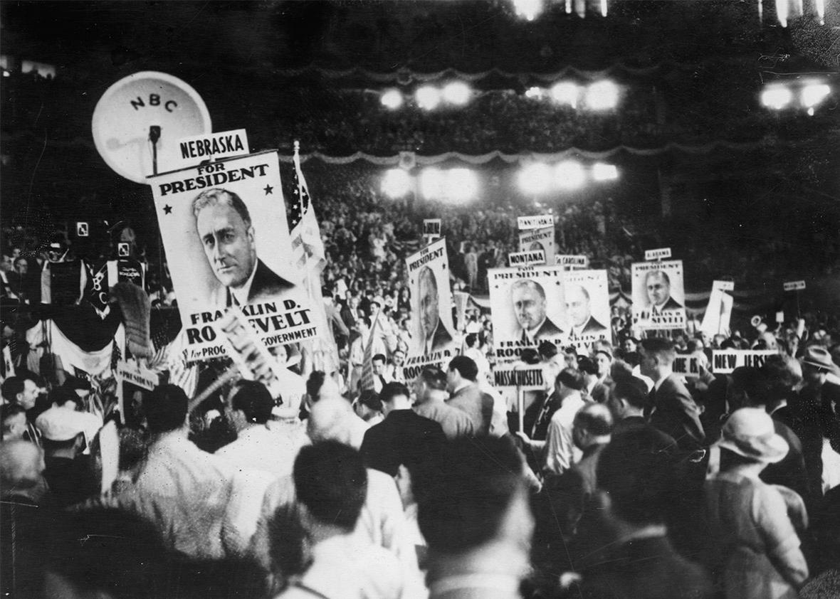 FDR Chicago Primary