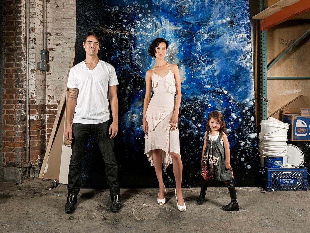 James Family, 2010